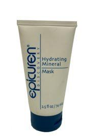 Epicuren Hydrating Mineral Mask (6.7 oz) by Epicuren. $31.98. Most Popular Mask sold. For normal, dry, and dehydrated skin types. A mineral complex designed to restore the skin s freshness and moisture levels. Directions: Apply a thin layer directly to clean face or body using a fan brush or hands. Leave on approximetly 20-30 min. or as long as desired. Remove using warm water and damp toewls. May be used daily. (6.7 oz)
