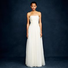 J.Crew Ava Gown J.Crew Wedding Dress