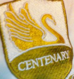Centenary badge courtesy of Tom Williams