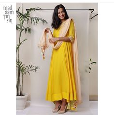 Madsam# pernia # yellow fever # Indian fashion #
