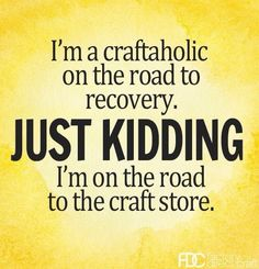 This hilarious round up of funny memes for crafters will have you laughing all the way to the craft store. Now Quotes, Quotes Thoughts, Life Quotes Love, Funny Quotes, Funny Memes, Hilarious, Jokes, Funny Phrases, Funny Thoughts