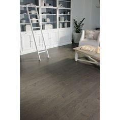 gray wood floors?
