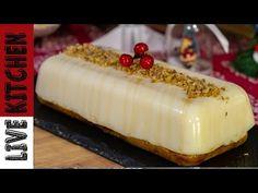 ΕΥΚΟΛΗ ΧΡΙΣΤΟΥΓΕΝΝΙΑΤΙΚΗ ΠΟΥΤΙΓΚΑ! Θα κλέψει τις εντυπώσεις - Christmas vanilla pudding recipe - YouTube