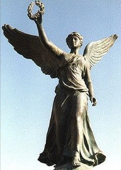Nike (Victoria) - Winged goddess of victory