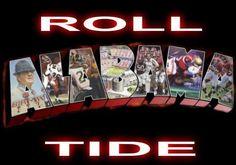 Alabama Crimson Tide.