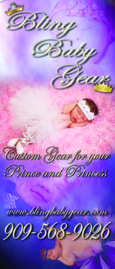 """Baby Gear for your """"Prince & Princess"""""""