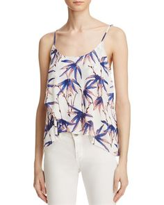 Free People Simone Printed Camisole