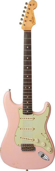 Stratocaster pink