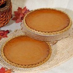 Old-Fashioned Sweet Potato Pie...handed down for several generations.