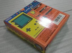 Game Boy Light Pikachu yellow beauty products _ image 2
