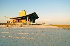 cheap Alabama wedding venues - the beach pavilion in Gulf State park. I have listed lots of gorgeous and cheap wedding venues in Alabama, perfect for your ceremony and reception.