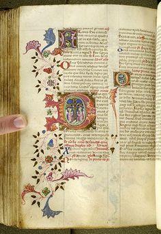 Breviary | Italy, probably Taranto | 1350-1400 | The Morgan Library & Museum