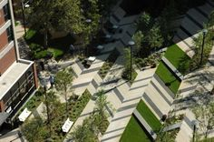 Levinson Plaza, Mission Park Boston, MA