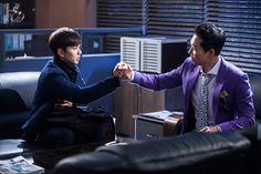 '리멤버-아들의 전쟁' 유승호-박성웅 / 로고스 필름