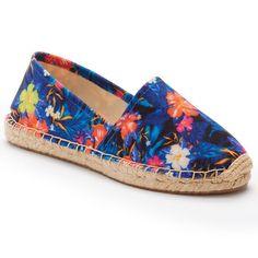 Unionbay Women's Espadrille Flats, Girl's, Size: