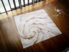Motoi Yamamoto, Floating GardensaltSolo Show / Return to the Sea: Salt works by Motoi YammotoThe Mint Museum, Charlotte, NC, USAMarch - May 2013