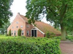 Ter Borg bij Sellingen, Borgerweg 3, boerderij van het Westerwoldse type uit 1826