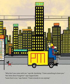 Coppernickel Goes Mondrian: A Picture-Book Homage to the Iconic Artist | Brain Pickings