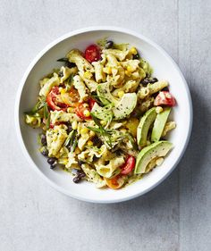 Southwestern Pasta Salad | Get the recipe for Southwestern Pasta Salad.