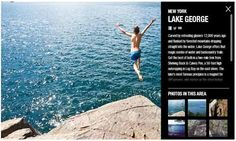 """Lake George was named a place to """"See For Yourself"""" by Outside Magazine And The North Face! Read more about this honor and come explor the """"magic combo of water and backcountry trails"""" that is Lake George, NY!"""