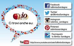 Seguici! Follow us!  ;)