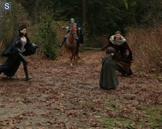 Once Upon A Time - Episode 3.13 - Witch Hunt - Full Set of Promotional and BTS Photos (12)