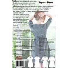Schnittmuster: Brynna Dress von Sew Liberated