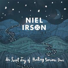 Niel Irson CD Cover Art   Bureau of Betterment