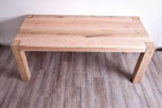 Oakwood dining table | Rustic furniture, rustic design, rustic home