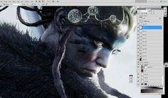 Creando el arte de Hellblade