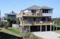 Rodanthe Vacation Rentals   Sea La Vie - Oceanside Outer Banks Rental   857 - Hatteras Rental