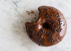Recette facile de beignes au chocolat