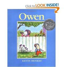 Owen.  I LOVE the children's books by Kevin Henkes!