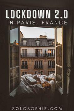 Confinement 2.0 Paris (What's Reconfinement like in France)?