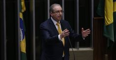A Câmara dos Deputados decidiu nesta segunda-feira (12) cassar o mandato do deputado Eduardo Cunha (PMDB-RJ), acusado de ter mentido ao afirmar que não pos...