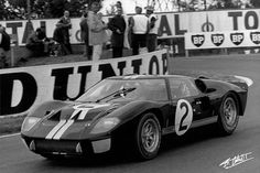 1966 Le Mans, Bruce McLaren and Chris Amon, were declared the winners in the controversial  finish.