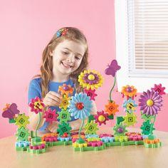Gears! Gears! Gears! Build & Bloom Flower Garden - Early Years | EYP Direct