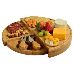 Found it at Wayfair - Florance Transforming Cheese Board