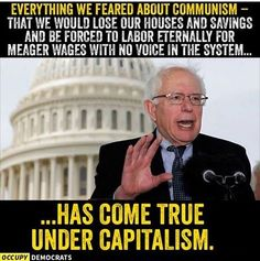 Everything we feared about Communism...