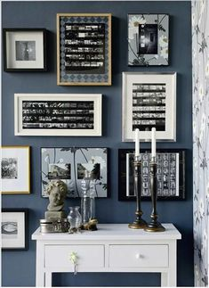 10 ideas para decorar tu casa con fotos                                                                                                                                                                                 Más