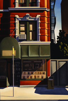 Kenton Nelson, Wendel's Cellar. Awesome