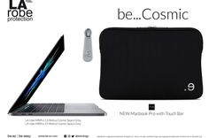 "LA robe Cosmic Space Grey pour MacBook Pro 2016 La dernière housse signée be.ez pour le tout nouveau MacBook Pro Retina 13"" & 15"" avec Touch Bar est déjà là!  LA robe Cosmic Space Grey for MacBook Pro 2016. The latest sleeve designed by be.ez for the NEW MacBook Pro Retina 13"" & 15"" with Touch Bar is already there!  #LArobe #Cosmic #new #macbookpro #TouchBar #retina #sleeve #case #housse #protection"