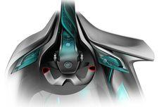 Diseño Automotriz Interior.