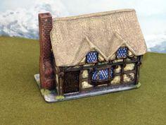 Square framed cottage