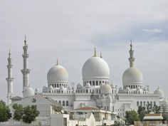 Most beautiful mosques in the world pictures and wallpapers