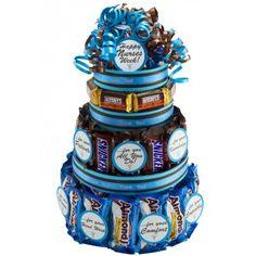 Nurses Appreciation Week Candy Cake
