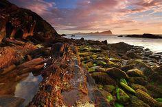 Ballydavid Beach in Ireland with Kingdom of rentals
