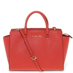 526534bee2712b I love everything about this Michael Kors beauty - the colour, structured  shape and quality