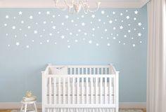 L And Stick Decals Stars Star Wall Nursery