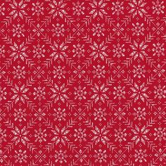 Frau Tulpes Onlineshop - NORDIC STITCHES CRYSTAL - ROT